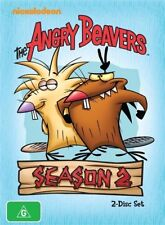 The Angry Beavers - The Best Of : Season 2 (DVD, 2013, 2-Disc Set) - Region 4
