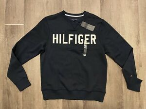 TOMMY HILFIGER MEN'S SWEATER SIZE S NWT