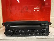 Peugeot Citroen Car Stereo Radio Head Unit Cd Player Clarion Pu-2295a Decoded
