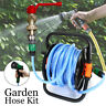 15-20m Portable Garden Hose t / 15m Garden Hose Reel Pipe Watering Wash
