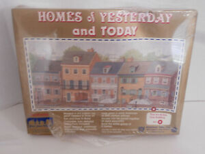 HO IHC Homes of Yesterday and Today Model Kit #100-11 New, Factory Sealed