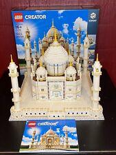 LEGO Creator Expert Taj Mahal 10256 (5923 Pieces) 100% Complete ADULT OWNED