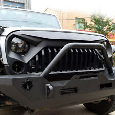 New 2018 Angry Bird Front Grill Grille For Jeep Wrangler 07-17 JK & Unlimited