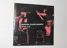 Epitaph Extreme sound sampler 2002 Flogging Molly Bad Religion Death by stereo