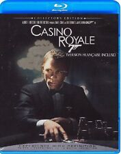 USED 2BLU-RAY COLLECTOR'S EDITION // JAMES BOND 007 // CASINO ROYALE //