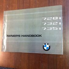BMW Car Owner & Operator Manuals