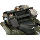 Universal ATV Rear Rack Seat Soft Storage Cargo Bag Mossy Oak Moose Ridgetop