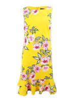 Jessica Howard Women's Petite A-Line Floral-Print Dress