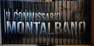 Il Commissario Montalbano Collezione Completa di 22 dvd. Quasi tutti in blister