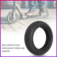"8.5"" Wheel Tire Solid Tyre Shock Absorption for Xiaomi M365 Electric Scooter New"