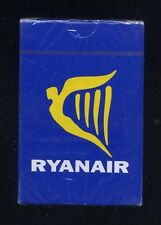 RYANAIR PLAYING CARDS mazzo carte gioco poker canasta airline aviation gadget ax