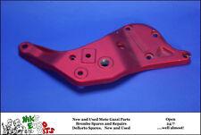 MOTO GUZZI   V11 SPORT   FRAME PLATE (RED ANODISED) - LHS