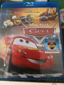 Cars Motori Ruggenti Blu-ray
