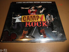 Disney CAMP ROCK 2-disc SPECIAL EDITION soundtrack CD + DVD jonas brothers