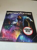 GAME INFORMER MAGAZINE ISSUE 207 July 2010 Infamous 2 EUC