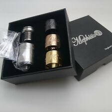 Mephisto V3 with All 3 Rings RDA Rebuildable Dripping Atomizer-Free Shipping