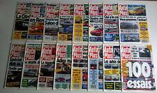AUTO PLUS - 16 premiers numéros ! Année 1988 complète (16 numéros) - Etat NEUF !