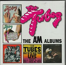A&M Albums [Box] [Bonus Tracks] * by The Tubes (5 CD, Aug-2017, A&M)