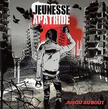 JEUNESSE apatride-jusqu 'au bout CD (2014) Canada sociopolitici-streetpunk