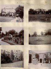 Photograph original 1899 Swan hotel Newby bridge Cumbria Westmoreland