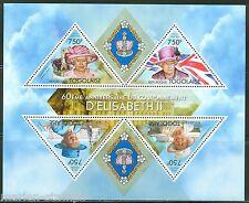 TOGO  2013 60th  ANNIVERSARY OF THE  CORONATION QUEEN ELIZABETH  II SHT MINT NH