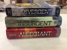 Divergent Book Series by Veronica Roth! Free Shipping!