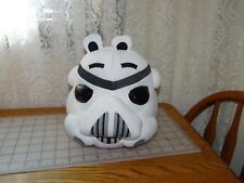 "Angry Birds Star Wars 8"" Plush Soft Toy- STORMTROOPER U.S. seller"