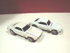 Hot wheels 67 camaro ERROR COLOR Variation General Mills 5 pack pearl and white
