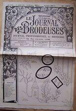 revue ancienne LE JOURNAL DES BRODEUSES n° 676 - 1er juillet 1951