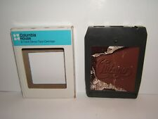 CHICAGO-RARE 8-TRACK- X- PCA 34200 WITH SLEVE. TESTED