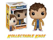 Doctor Who - 10th Doctor David Tennant Pop! Vinyl Figure