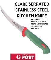 Kitchen Knife GLARE Vegetable fruit tomato Sharp Stainless Steel SERRATED KNIFE