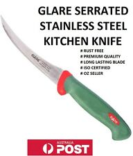 Kitchen Knife GLARE Vegetable fruit tomato Sharp Stainless Steel SERRATED KNIFE