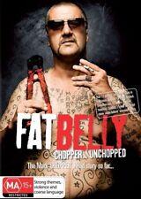 Fat Belly - Chopper Unchopped (DVD, 2011)