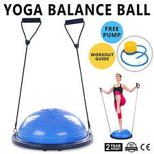 YOGA BALANCE TRAINER BALL GYM  FUERZA BOSU SCIENTIFIC PROCESS FACTORY PRICE