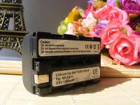 Battery for SONY NP-F10 NP-F20 NP-F30 NP-FS10 NP-FS11 NP-FS12 NP-FS20 NP-FS21