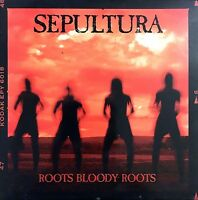 Sepultura CD Single Roots Bloody Roots - Holland (EX/EX)