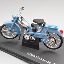 NOREV 1/18 Guzzi Motorcycles Motobecane AV88 Mount Alloy Diecast Car Model Toys