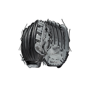 Wilson A360 Carbonlite Series 15 Inch Slowpitch Softball Glove