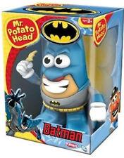 "DC Comic Mr Potato Head Mixable Mashable Heroes 6"" Figure Classic Batman Rare"
