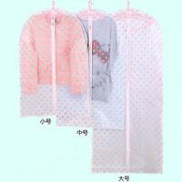 Garment Storage Suit Bag Dress Cover Clothe Protector Coat Jacket Bags Dustproof