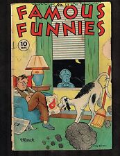 Famous Funnies #128 ~ March 1944 (2.0) Wh
