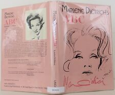 MARLENE DIETRICH A. B. C. SIGNED LIMITED EDITION
