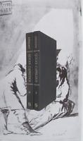 Goya's Caprichos Lopez-Rey 1970 Greenwood Press 2 Volume set Art Illustrated
