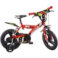 Vélo Dino Bikes Pro Cross 16 pouce Rouge Jaune