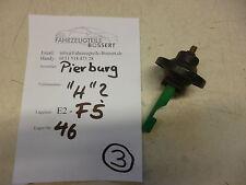 """Pierburg Vergaser 2EE 2E3 2BE VW Golf Passat Opel BMW Unterdruckverstellung """"H""""?"""