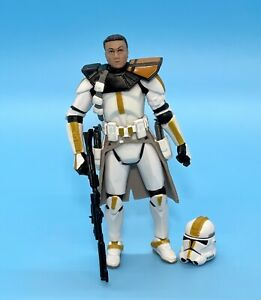 Star Wars 2008 327th Star Corps Clone Trooper Legacy Collection Figure TLC