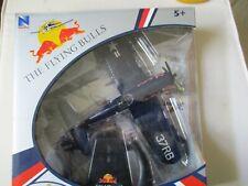 (v297)miniature divers F-4u4 Corsair Red Bull 1/48 New-ray