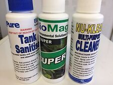 BioMagic Toilet Chemical Water Tank Rescue Kit 3 stage