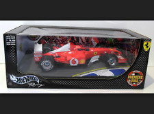 Ferrari Premiere 2003 M.Schumacher B7021 1/18 Hot Wheels